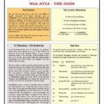 Enviro Edusheets Sheet1 Gods Pdf