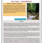 Enviro Edusheets Sheet8 Waterways Pdf